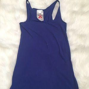 🤑$8 FINAL PRICE🤑 Aline 3 blue tank top